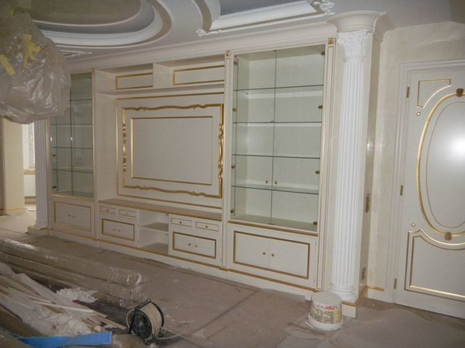 Exclusive furniture production